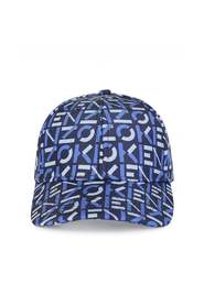 NYLON MONOGRAM CAP
