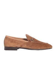 Loafers With Metal Insert