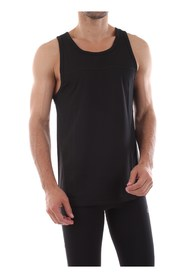 CK PERFORMANCE 00GMS8K103 TANK T SHIRT AND TANK LONGWEAR Men BLACK