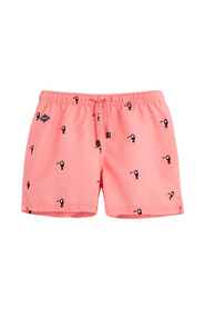 Toucan swimming trunks