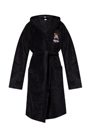 Bathrobe with logo