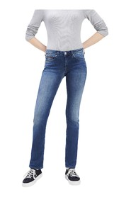 TOMMY JEANS DW0DW04419 SANDY JEANS Women DENIM MEDIUM BLUE