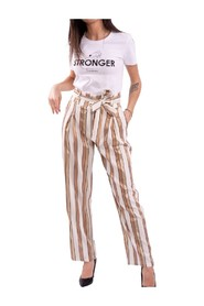 Striped Trousers - FR20SP665