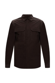 Shirt with stitching details