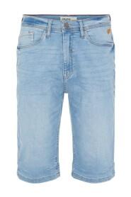 Denim Shorts Capri Clean