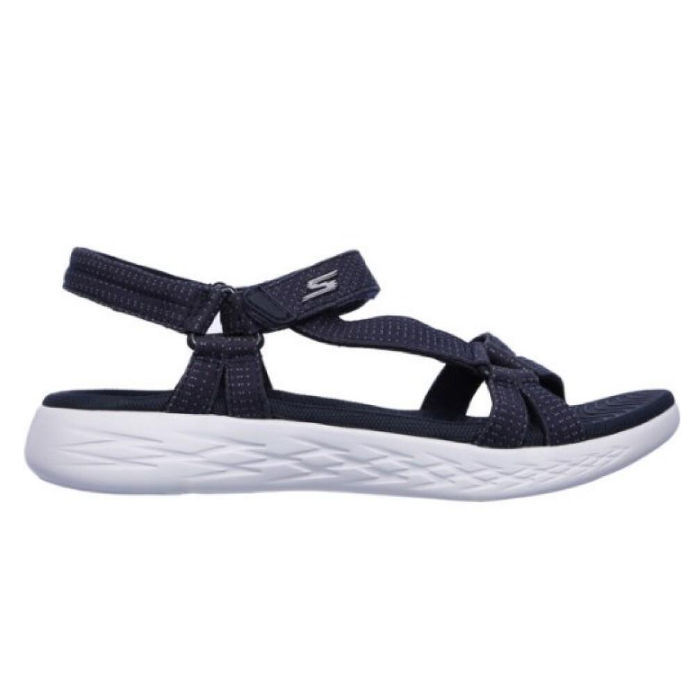 cd657710e041 Skechers sandaler – Skechers Womens on-the-go sandal til dame i Blå ...