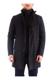 MONTECORE 2720I407X-192513 Coat Men BLACK
