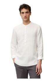 Shaped long-sleeved Shirt