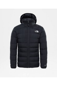M LA Paz Hooded JKT TNF Black