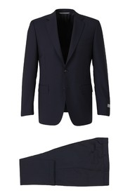 Wool and Mohair Travel Suit
