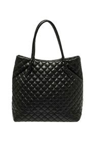 Pre-owned Quilted Leather Tote