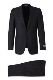 Lige Uld Suit