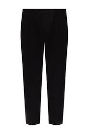 Kali trousers with turn up cuffs