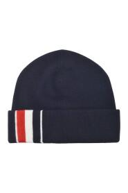 Jersey Stitch Hat in Wool