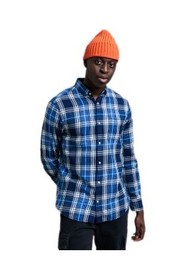 Windblown Flanel Reg Bd Fla/Over Skjorte