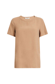 ORIA Silk Short Sleeve T-Shirt