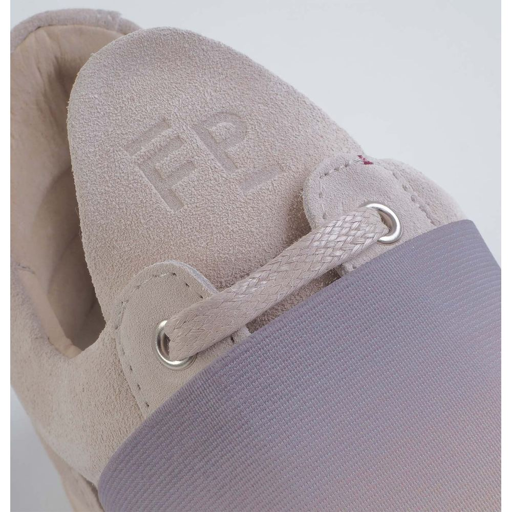 Beige Low-top elastische strap-fade trainer | Filling Pieces | Sneakers | Herenschoenen