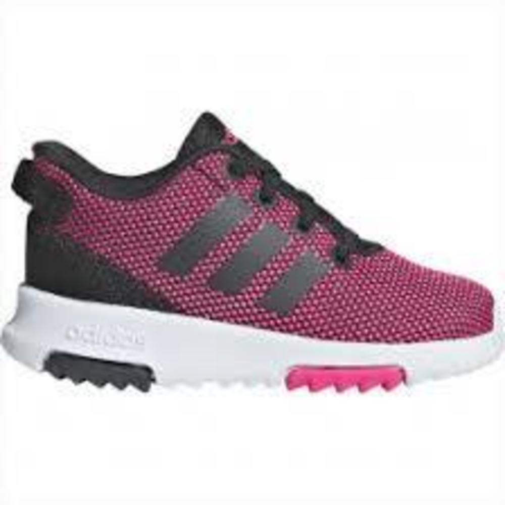 Adidas Racer TR Joggesko Barn Real Magenta / Core Black / Real Magenta
