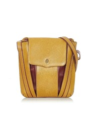 Pre-owned Must de Leather Backpack