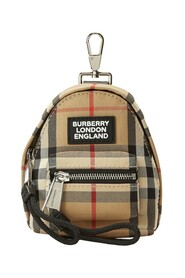 Backpack Keyring Charm