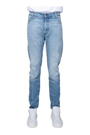 Lanc 3D Tapered Jeans