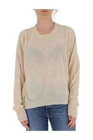 Dropped-shoulder jumper