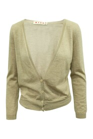 Cashmere Cardigan -Pre Owned Condition Very Good IT38