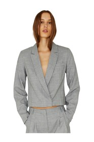 Dallas cropped blazer