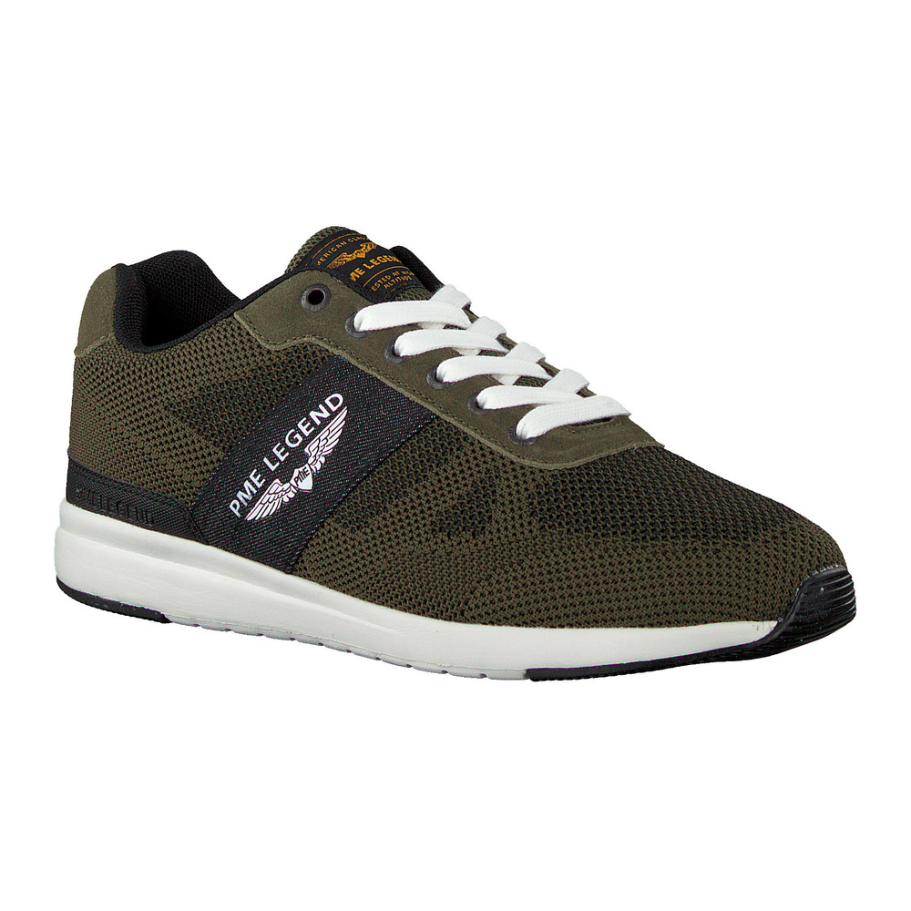 Green Sneakers Dornierer | PME Legend | Sneakers | Herenschoenen