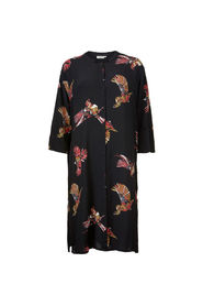 Nimes shirt dress 3/4 Sleeve