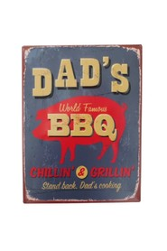DAD´s BBQ Sign