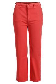 Rød Reiko Sandy Bukse