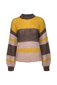 Stinja knit pullover striped