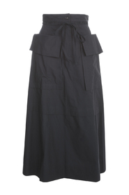 LONG SKIRT WITH MAXI POCKETS