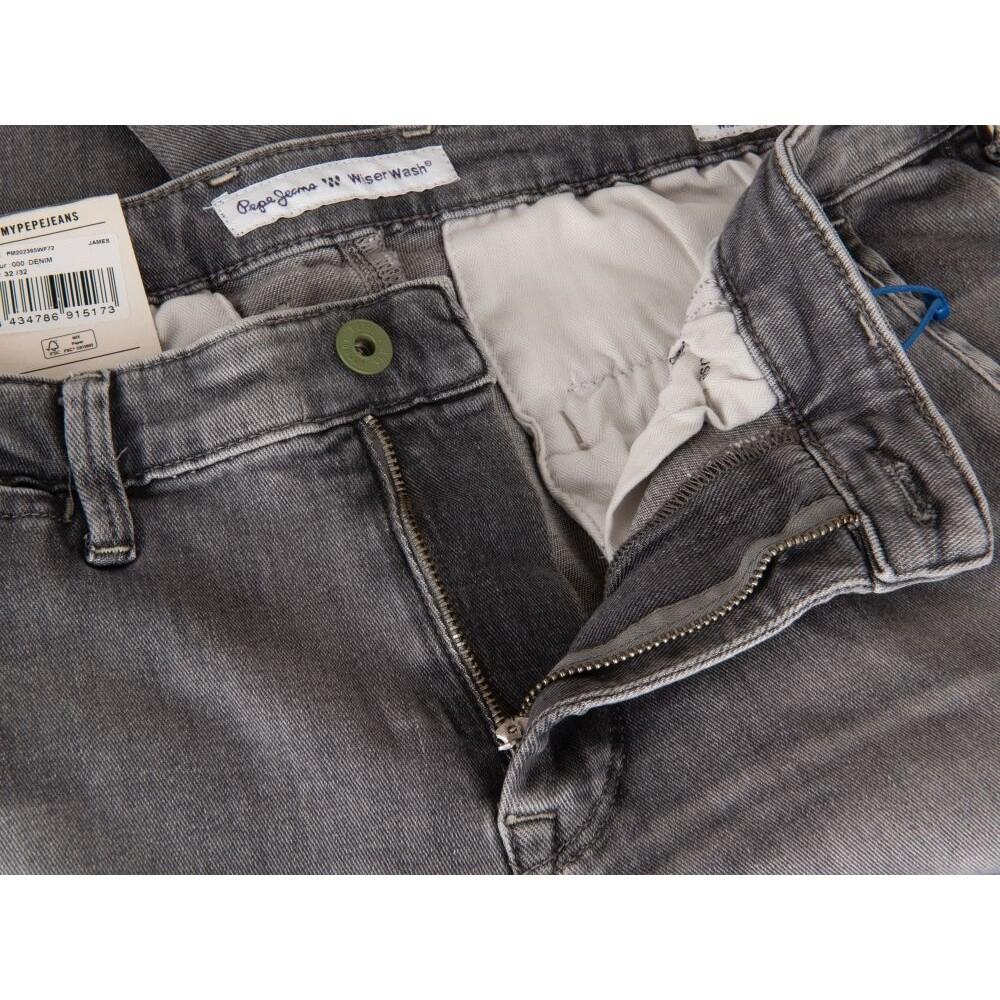 Gray Spodnie | Pepe Jeans | Jeansy slim fit - Najnowsza zniżka H6GTA