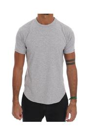 Cotton Stretch Crew-neck T-Shirt