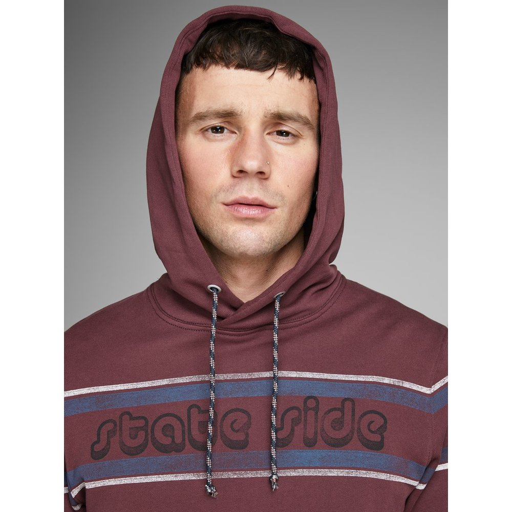 Chocolate Hoodie Premium Sweatvesten PrintJackamp; Truffle Jones Hoodies sdrhCtxQ
