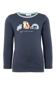 Baby Willit Wool Ls Top