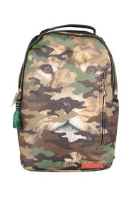 Lion Camo Backpack