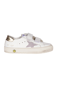 Superstar touch-strap sneakers