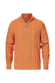 Colton Half Zip Knitwear