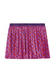 Mini G diamond skirt with jacquard blades