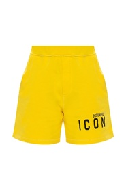Shorts with logo