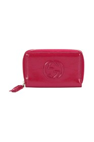 Pre-owned Patent Leather Soho Wallet