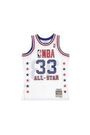 Basketball Jersey NBA Swingman Jersey Hardwood Classics NO 33 Larry Bird ALL Star Game East 1988