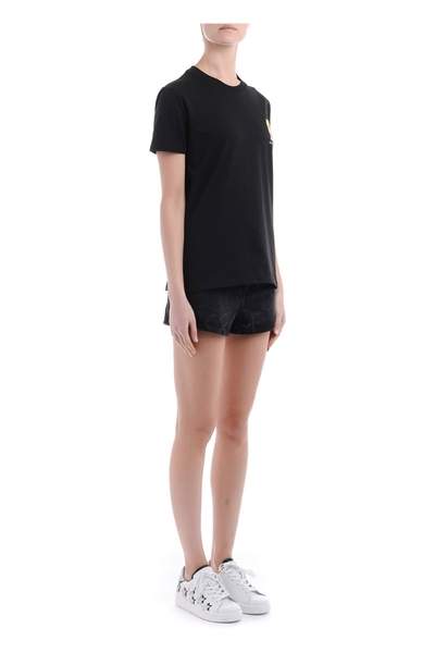 Black T-shirt Chiara Ferragni Collection T-shirts