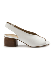 CALPIERRE Sandals White
