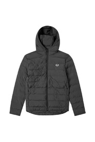 Authentic Insulated Hooded Jacket
