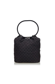 Ring Handle Shoulder Bag
