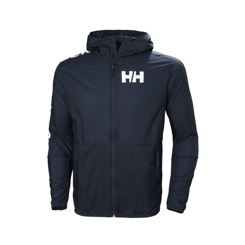 Svart Helly Hansen Hydropower Rigging Jakke